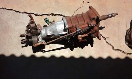 Holden Aussie 4 Speed,  6 Cyl
