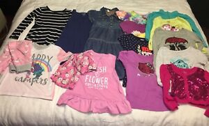 Girls 4/5t clothing lot - only $10 for all!
