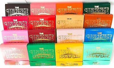 The Incense Match Original Scented Matches Mini Incense Stick U Choose Fragrance Mini Incense Sticks