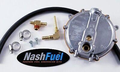 Propane Natural Gas Kit Alternative Fuel Generator Splitter Washer Compressor Lp