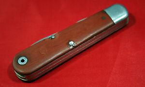 Schweizer Soldatenmesser / Elsener (Victorinox) 1954 / SAK / swiss army knife