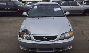 KIA SPECTRA 2001 - 2004 5DH SILVER MANUAL 1.8 LOT 103-1 NOW WRECK Kudla Gawler Area Preview