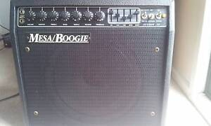 MESA BOOGIE STUDIO 22 ALL VALVE 1x12 GUITAR AMP w/FOOTSWITCH Newcastle Newcastle Area Preview