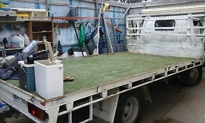 1986 Daihatsu Flat bed truck Mawson Lakes Salisbury Area Preview