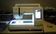 JANOME  MEMORY CRAFT 9900 Hillbank Playford Area Preview