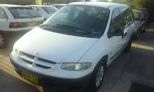 1998 Chrysler Grand Voyager ONLY 131000KM's 7 Seat Auto The Best Granville Parramatta Area Preview