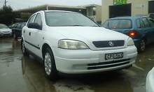 2000 Holden Astra TS City Hatch LOW KM's 4 cyl 5 Speed Nice Car Granville Parramatta Area Preview