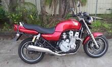 1992 Red Honda CB750F Gateshead Lake Macquarie Area Preview