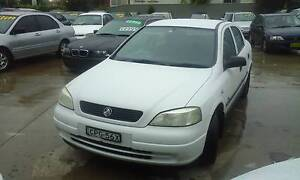 2000 Holden Astra TS City Hatch LOW KM's 4 cyl 5 Speed Nice Car Woodbine Campbelltown Area Preview