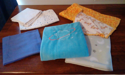 Baby blanket bundle-ONLY $5!!!