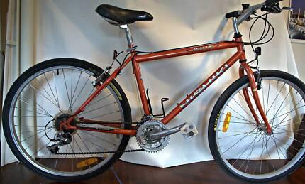 Canadian Nishiki Cro-mo Steel Frame Mountain/Hybrid Bike.