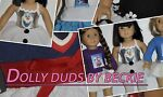 DOLLY DUDS BY BECKIE
