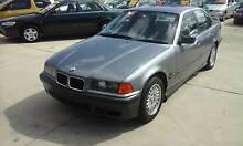 1996 BMW 318i E36 4cyl AUTO Luxury Compact Beautiful car Granville Parramatta Area Preview