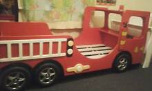 FIRE ENGINE BOYS SINGLE BED Alberton Port Adelaide Area Preview