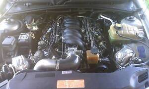 Twin turbo Ls1  Ss Commodore Toowoomba Toowoomba City Preview