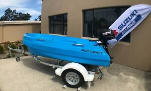 SALE!!! 2018 Polycraft 3.0 Tuff Tender Boat Only South Nowra Nowra-Bomaderry Preview