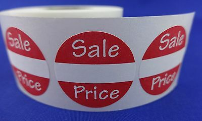 200 Sales Price Self-adhesive Labels 1 Stickers Tags Retail Store Supplies