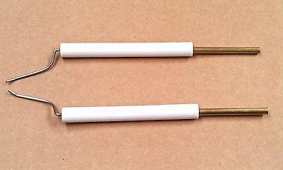 Shenandoah Firelake Waste Oil Burner Electrodes Pair 57110 10155320 40