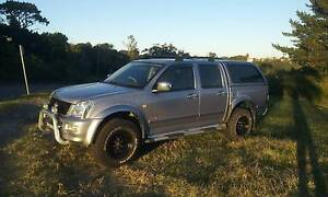 Holden Rodeo RA 2003 4x4 Crewcab 3.5L V6 Newcastle Newcastle Area Preview