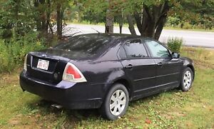 For Sale or Trade: 2007 Ford Fusion SE