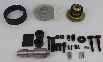 Bridgeport Mill Parts Kit With 200 Graduation Dial Much More