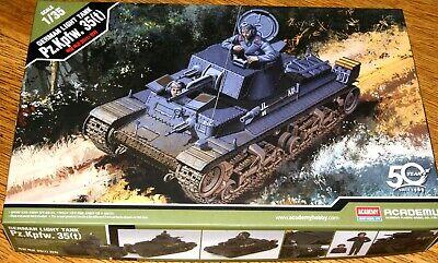 Academy 13280 : Dt. leichter Panzerkampfwagen 35(t) / Kit 1:35 / Neu
