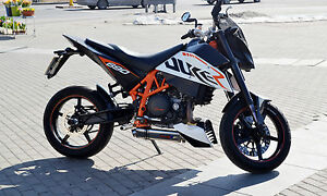 KTM 690 DUKE R 2010 very good condicion