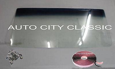 Windshield Glass Butyl Clips 1968 1969 Chevelle HT El Camino Cutlass Skylark GTO 1968 1969 Gto Front