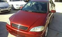 2000 Holden Astra TS CD 4 Cyl 5 speed Sedan 3 months rego Granville Parramatta Area Preview
