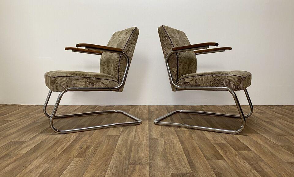 Stühle Vintage Retro Modern Holzstühle Stapelstühle Industrie in Frankfurt (Main) - Ostend