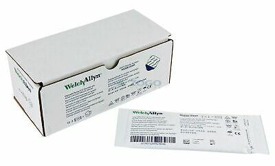 Welch Allyn 45008-0000 Ecg Resting Tab Electrodes - 100pk - 10 Pack Of Case