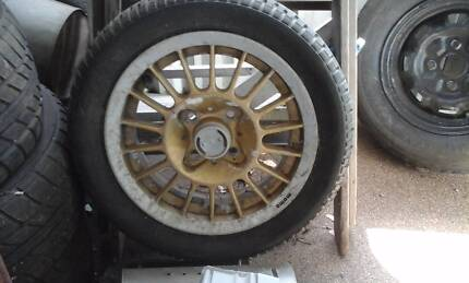 4 Momo 4 bolt pattern suit Alpha or Fiat 13 inch