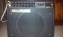 MESA BOOGIE STUDIO 22+ ALL VALVE 240V COMBO W/FOOTSWITCH Newcastle Newcastle Area Preview