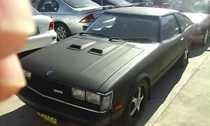 1979 Toyota Celica RA40 Coupe RWD 2.0 LT 5 speed Jap Classic Woodbine Campbelltown Area Preview