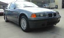 1996 BMW 318i E36 4cyl AUTO Luxury Compact Beautiful car Woodbine Campbelltown Area Preview