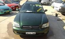 2000 Subaru Liberty GX AWD B3 Wagon Auto 3 months Rego Granville Parramatta Area Preview