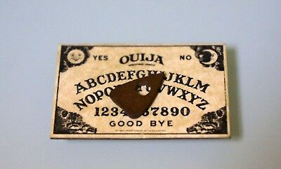 Miniature Ouija Board | Dollhouse 1:12 Scale