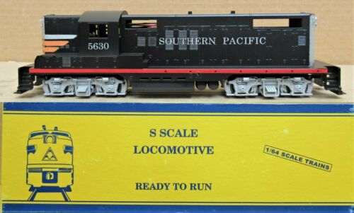 American Models SP/Southern Pacific GP-9 Diesel Engine #5830 S-Scale DC Hi-Rail