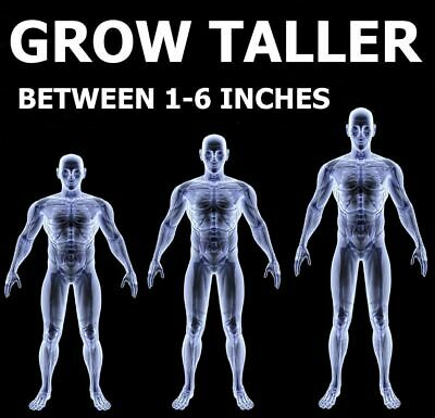 Height Increase Gain Herbal Pills - Original Pills Growth Taller -BEST