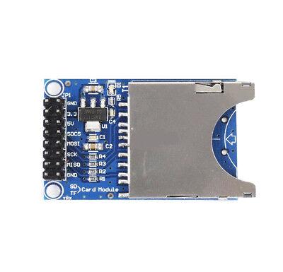 2pcs Sd Card Slot Module Card Reader For Arduino Arm Mcus L2kd