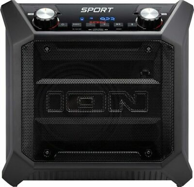 ION Audio - Tailgater Sport Portable Bluetooth Speaker - Black for sale  Shipping to Nigeria