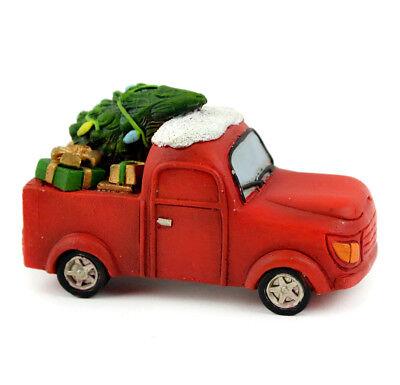 My Fairy Gardens Mini - Christmas Red Truck - Supplies