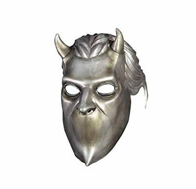 Ghost Nameless Ghouls Ghoul Latex Mask Adult Halloween Officially Licensed Mask (Adult Latex)