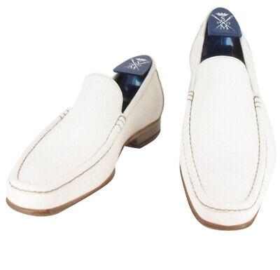 Sutor Mantellassi Zapatos Blancos Talla 8.5 ( Ee. Uu. ) / 7.5...