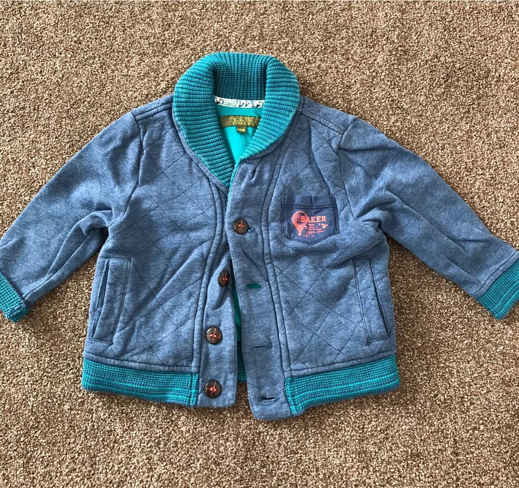 218670acadfc Ted baker jacket 12-18 months
