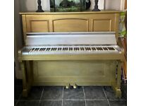 Pohlmann and Sons Upright Piano For Sale