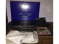 SONY PS2 + DEMO GAME + CHEATS BOXED BARGAIN MUST SEE LOOK !!!