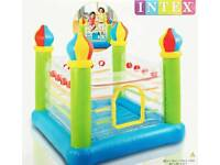 Infant bouncy castle