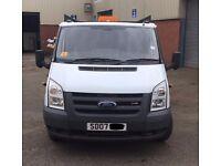 Ford Transit Tipper. Superb workhorse - bargain at £3250 plus VAT.