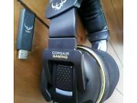 Corsair wireless gaming headset